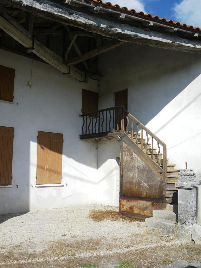 Maison à balet (chez Moreau)