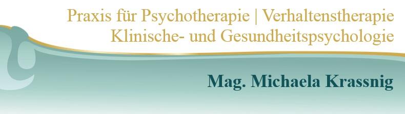 Mag. Michaela Krassnig: Praxis für Psychotherapie | Verhaltenstherapie, Klinische- und Gesundheitspsychologie | Klagenfurt
