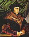Thomas More mit Zobelbesatz (1527)