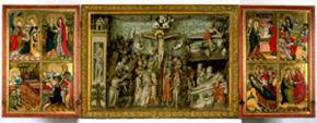 Altar der Zirkelbrüder (um 1430)
