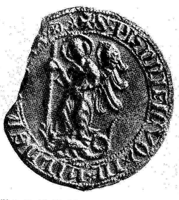 Siegel der Wandschneider Gilde