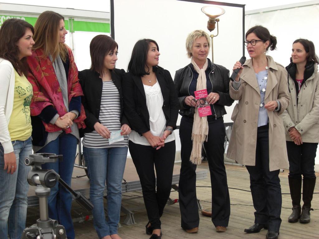 Le Jour des Biches - Ermitage Resort - conférence sur la place de la femme dans l'entreprise