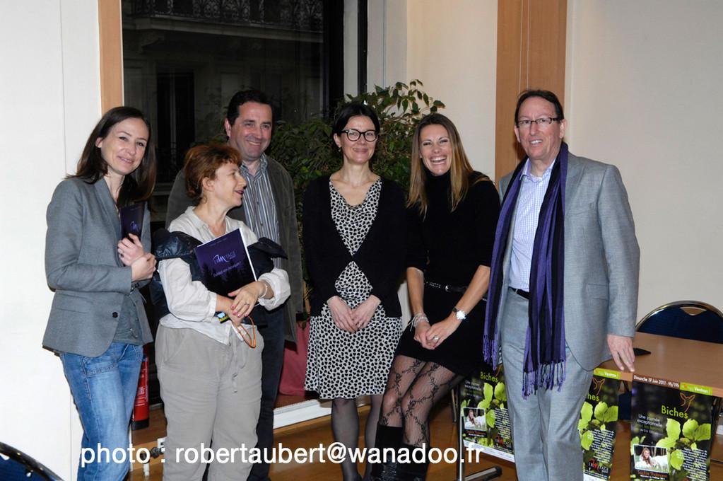 Conférence de presse - Lancement de l'édition 2011 du Jour des Biches - Paris