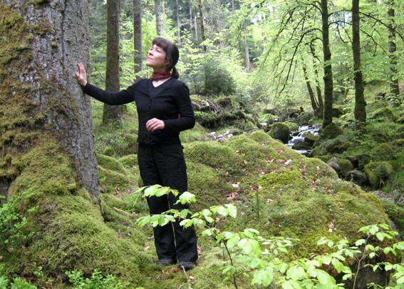 Exposition d'Eva Ledecky à la Résidence - 2011