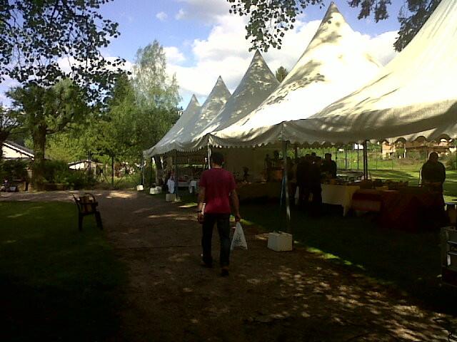 Festival des Chalots à la Résidence - 2012