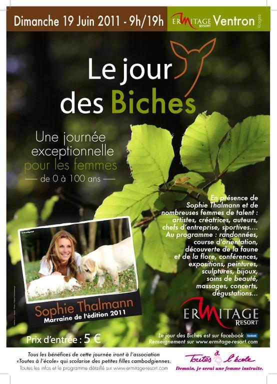 Le Jour des Biches - Ermitage Resort - une journée dédiée aux femmes