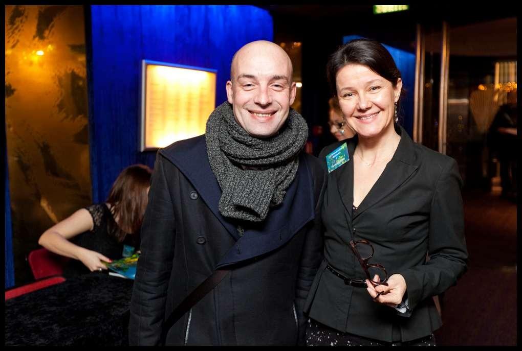 Jérôme Prod'homme, animateur vedette de France Bleu, a fait le déplacement, pour quelques directs vitaminés !