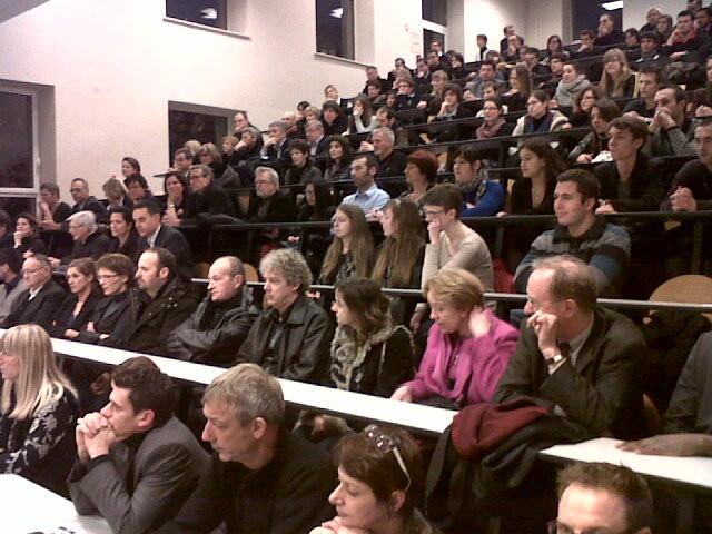 Conférences de lancement du MagEco - Epinal, Metz, Nancy - 2011
