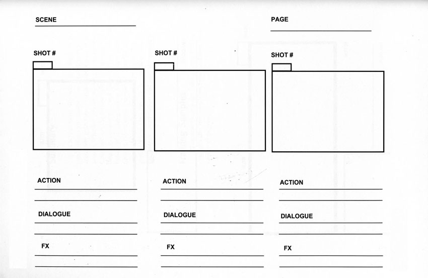 Creating A Template Adding Script Sketches And Finally Notes Describing What Is Happening Tyler Will Be Sketching Writing In The Scenes Match