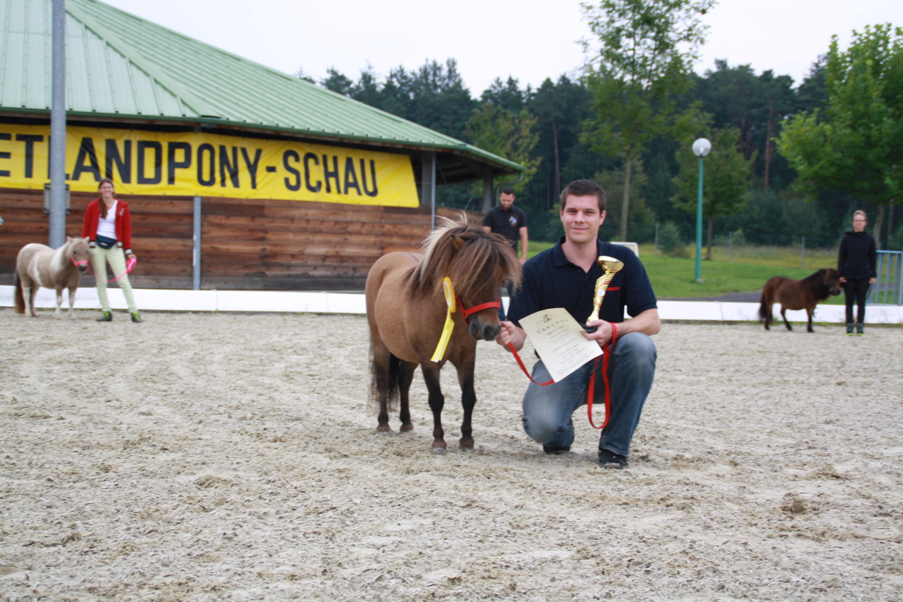 1.Platz Mini Shetty 2014