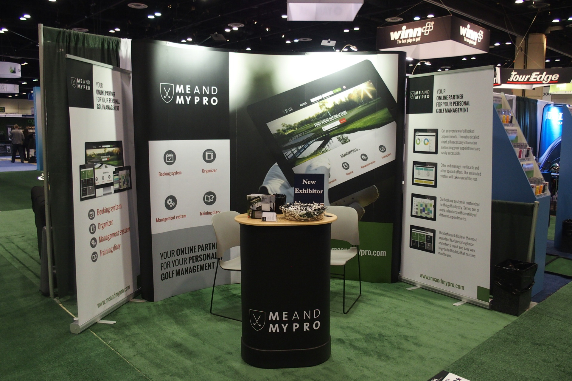 MEANDMYPRO - PGA Show