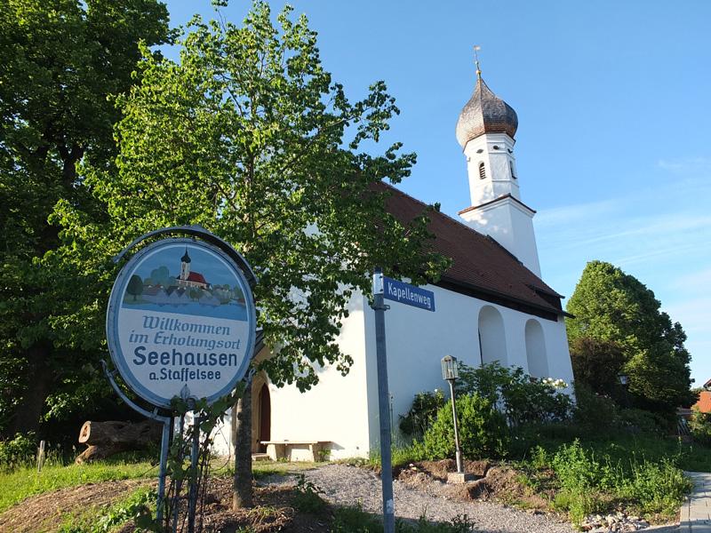 St. Mauritius, Riedhausen