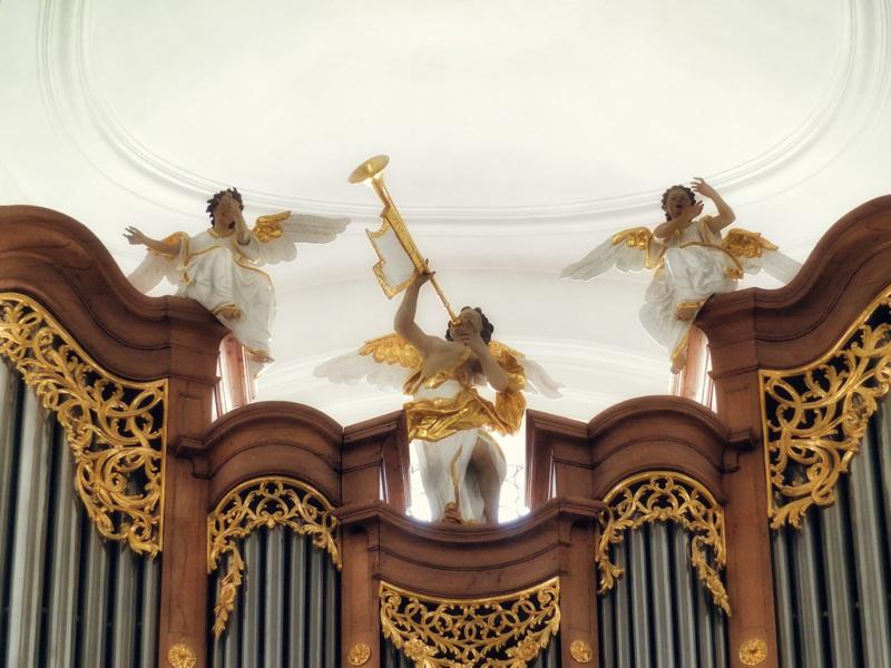 Die Orgel von St. Nikolaus, Murnau