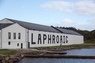 Laphroaig distillery ラフロイグ蒸留所