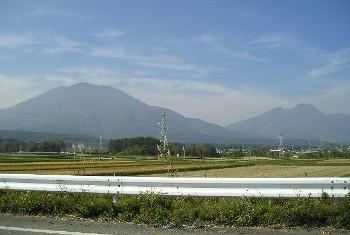 黒姫山の画像