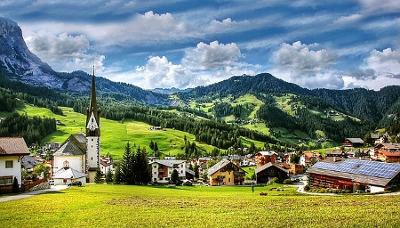 Dolomiti イタリアンアルプス・ドロミテ山岳地帯