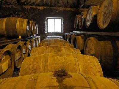 cask スコットランドのウイスキー樽