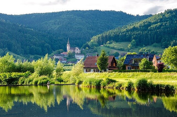 Schwarzwald 黒い森