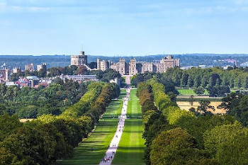 ウィンザー城の画像