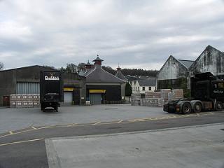グレンフィディック蒸留所の画像