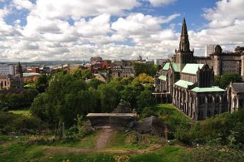 Glasgow 創業者ウィリアム・ティーチャーの拠点グラスゴー