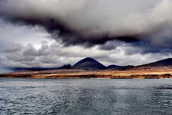 スコットランド・ジュラ島の画像