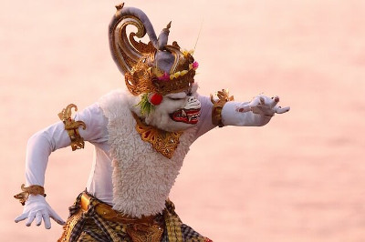 Indonesia インドネシア バリ島の踊り