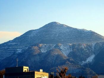 bukozan 秩父の武甲山