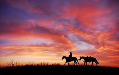 アメリカ西部のイメージ画像