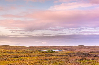 north-scotland スコットランド北部の大地