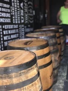 Barrel of Jack Daniel's ジャックダニエルの樽