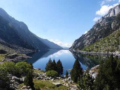 Catalunya カタルーニャ地方の湖