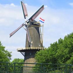 Schiedam スキーダムの風車