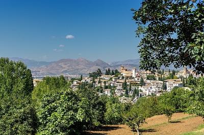 Andalucia スペイン・アンダルシア