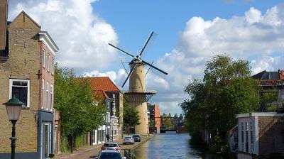 オランダ・スヒーダムの画像