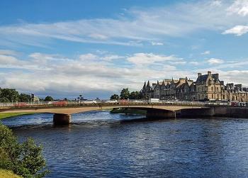 Inverness スコットランドのインヴァネス