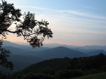 kentucky ケンタッキー州の山々