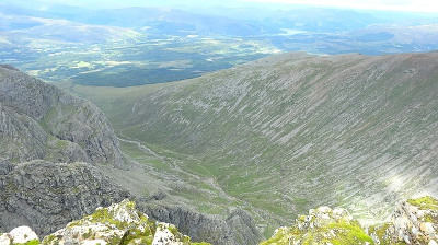 Ben Nevis スコットランドのベン・ネビス山