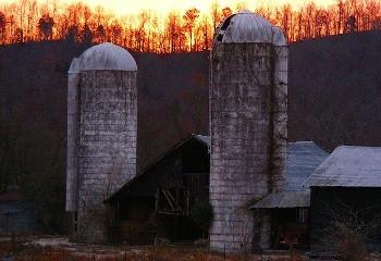 ケンタッキーの農村の画像