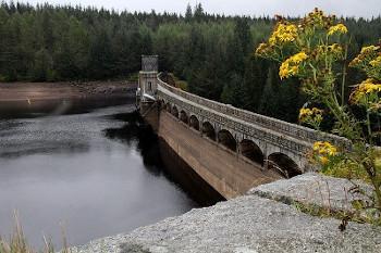 ボウモア水源ラガン川の画像