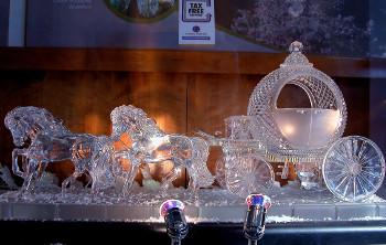 カボチャの馬車の画像