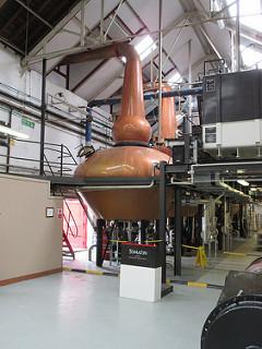 Tomatin Distilleryトマーティン蒸留所
