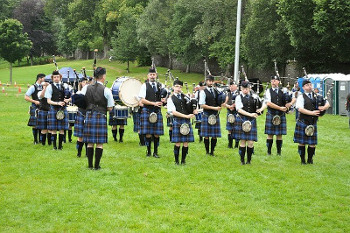 スコットランドの人々