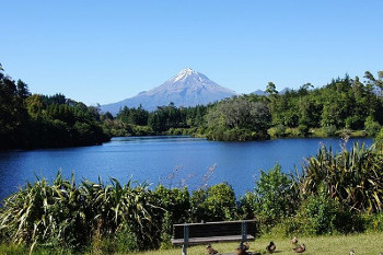 ニュージーランド北島の画像