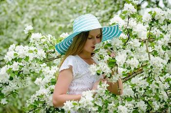 花の香りのイメージ画像