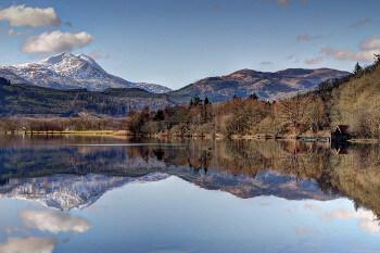 Loch Lomond ローモンド湖