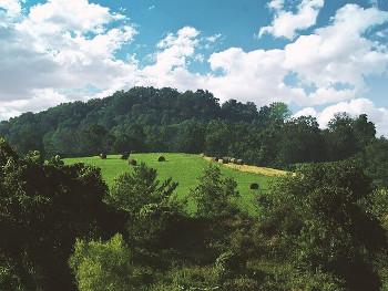 ケンタッキーの自然
