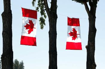 Canada-day 7月1日はカナダの建国記念日