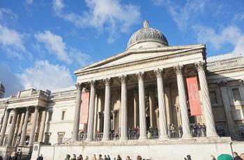 大英博物館の画像