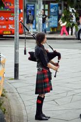 スコットランドの女性の画像